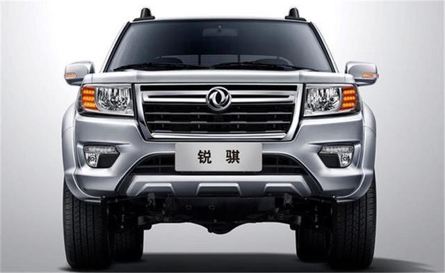 郑州日产锐骐国六柴油版正式上市9.58-12.78万元-图1