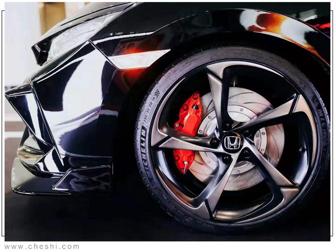 本田国产思域两厢版实拍 4月发布/原厂自带套件-图5
