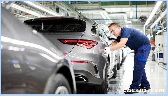 奔驰全新CLA旅行车开始生产 动力升级/9月交车-图2
