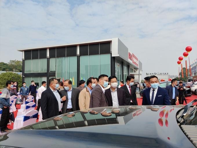 热烈庆贺东莞市常平汽车行业协会正式成立-图14