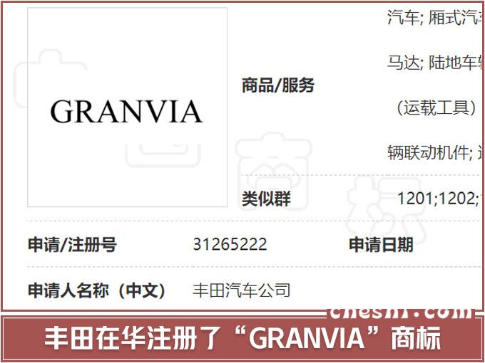 丰田豪华MPV有望入华 比埃尔法更大/能坐9个人-图2