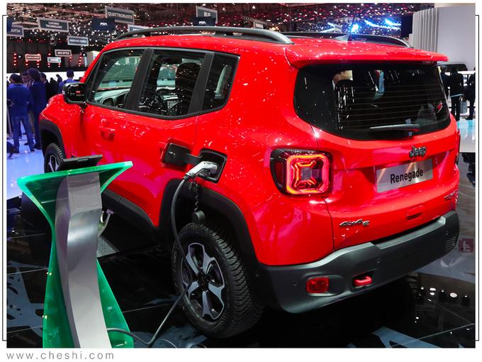 Jeep将在华推3款电动SUV 1.3T+电动四驱系统-图1