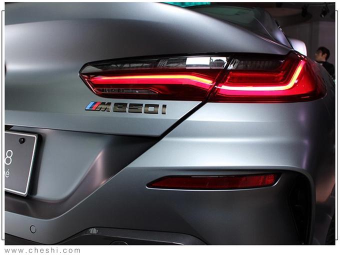 宝马全新8系到店实拍 4.4T引擎/轴距超奔驰GT63-图8