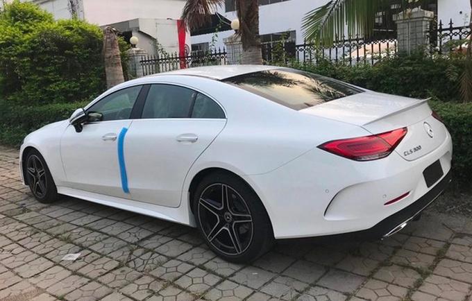 奔驰新款CLS配置升级 57.68万元起售 最高涨9千-图2