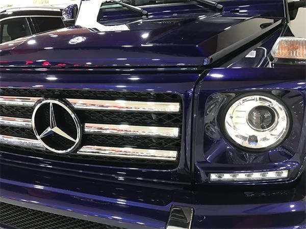 展位17款奔驰G5004x4 心动底价限量抢购-图9