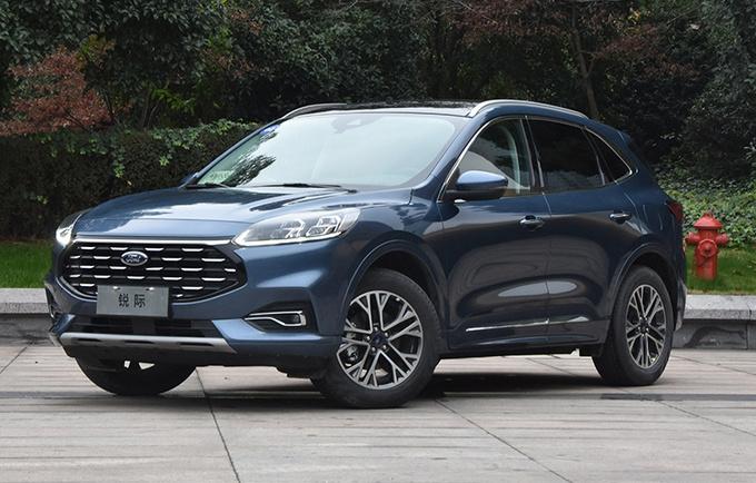 福特锐际新增车型上市 16.98万起售/搭2.0T+8AT-图1
