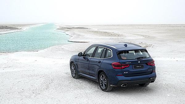 纵戈壁,逐星河 2020 BMW X3体验季展担当本色-图2