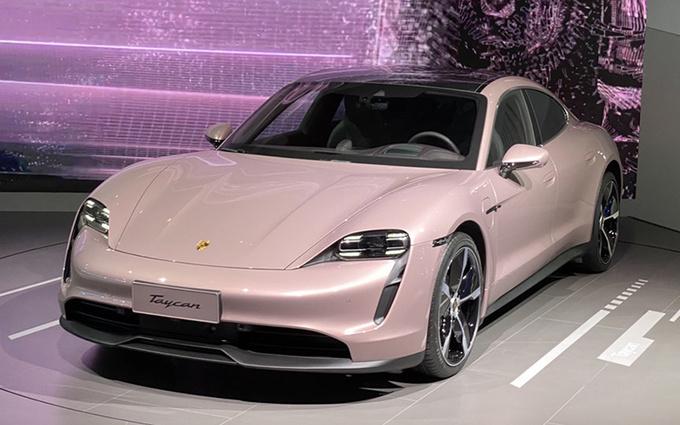 2020成都车展不容错过的3款豪华纯电新车-图2