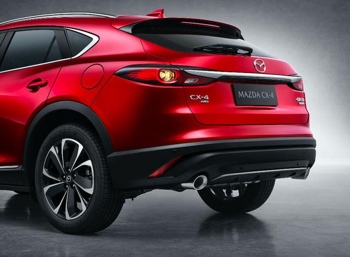 新款马自达CX-4正式上市售14.88万起-图4