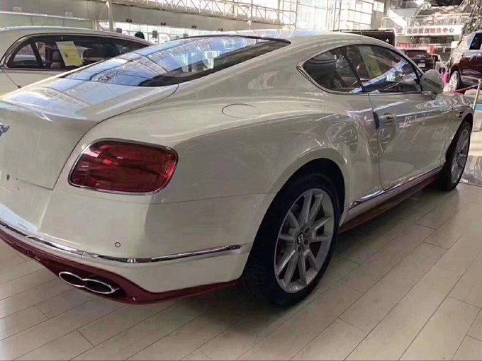2017款宾利欧陆GTS 销量第一的超豪华车-图3