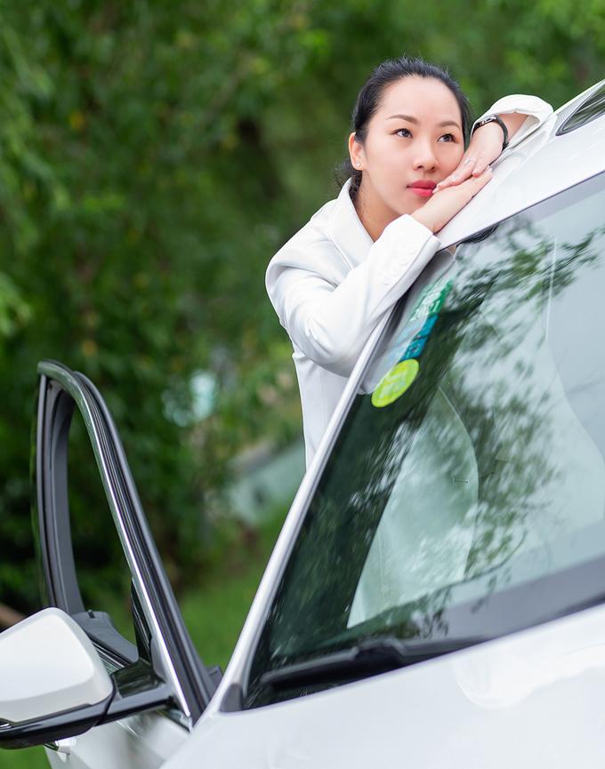 【勿审批】凯迪拉克女车主专访-图16