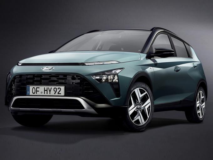 现代全新入门级SUV发布搭1.0T引擎/二季度开售-图1