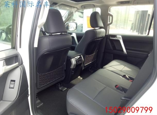 西安丰田普拉多优惠,霸道4000现车-图4