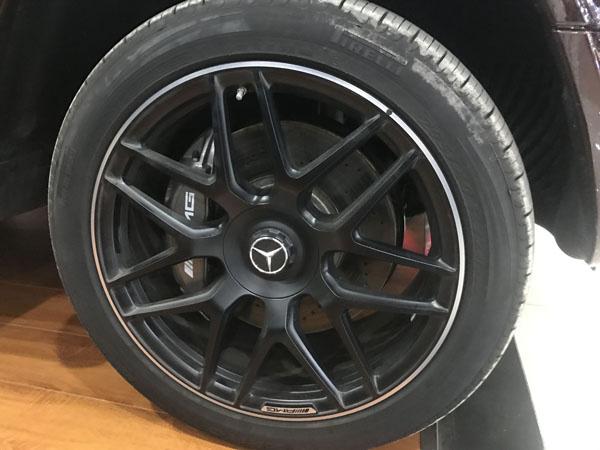 2019款奔驰G63AMG价格变化 强大越野性能领域首屈一指-图4
