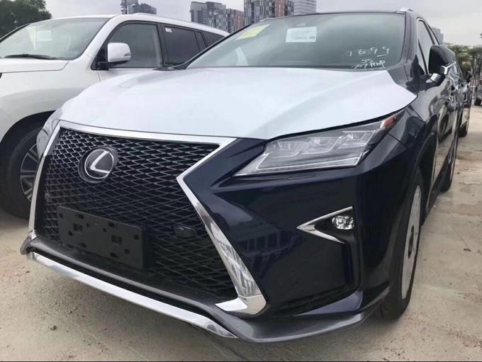 2018款雷克萨斯RX270/RX300 现车卖全国-图3