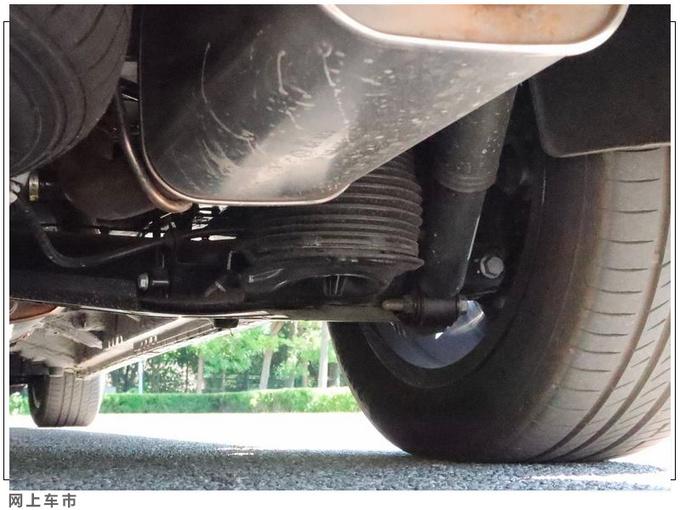 奔驰新V级预售49万起内外更豪华-标配空气悬架-图7