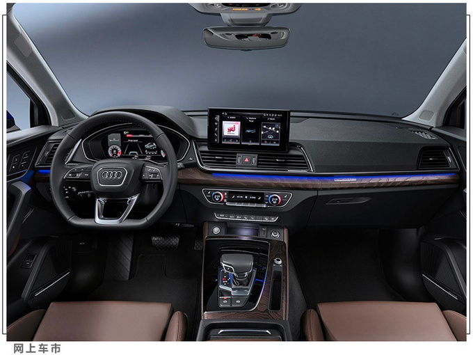 奥迪Q5轿跑版开售时间曝光搭2.0T/溜背轿跑设计-图4
