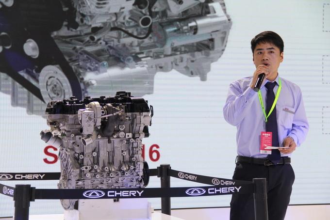 超强中国芯 全新一代瑞虎8东莞首发-图9