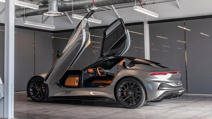 Karma全新E-Flex平台开始测试 新车2021年亮相-图5
