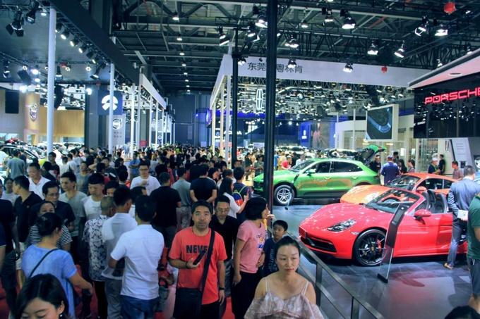 六天迎20万观众 第19届东莞国际车展圆满落幕-图3