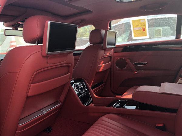 2018款宾利飞驰V8S 欧规平行进口运动版-图11