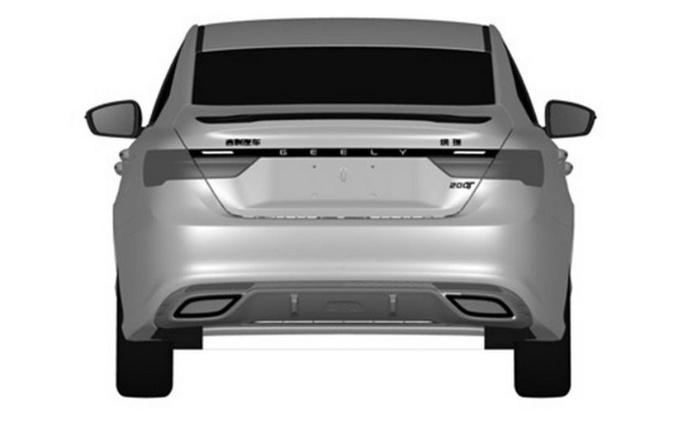 吉利缤瑞新车型曝光 或搭1.0T动力 价格更便宜-图5