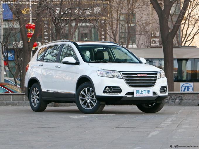 哈尔滨H6现车优惠 现代ix35售11.99万-图3