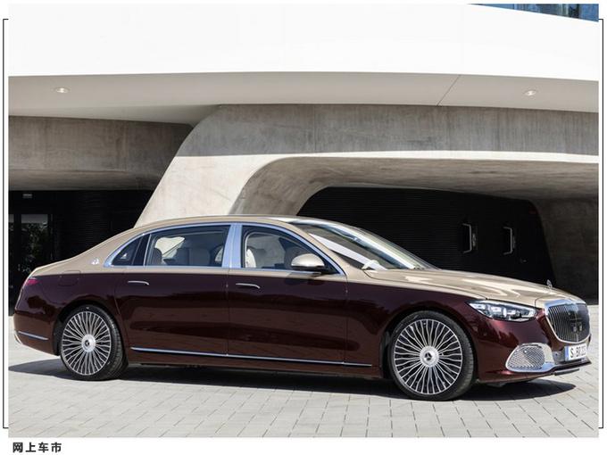 全新迈巴赫S级发布 搭V12引擎 科技配置十分丰富-图2