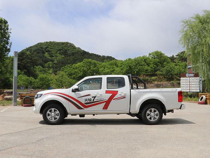 8.68万元起售 风骏7汽油版上市 首款国六B皮卡-图11
