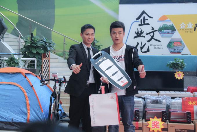 新一代KX5东莞地区上市品鉴会圆满落幕-图10