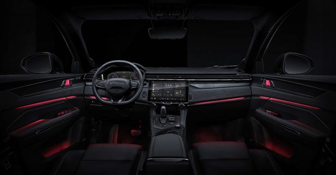 全球高端SUV全新领克01上市 坚持在看不见的地方做+法-图3