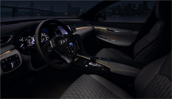 创新豪华SUV 全新英菲尼迪QX50正式上市-图10