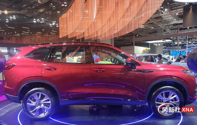 哈弗H6新车型上市售13.7-15.7万元 智能配置升级-图3