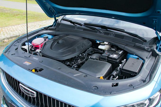 开启燃油车FOTA升级时代,吉利星瑞东莞上市-图13