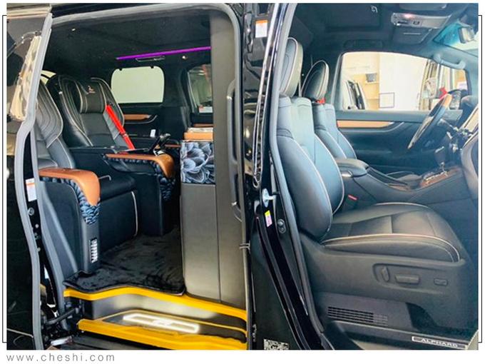 埃尔法双擎版到店销售 80.5万起/加价10万左右提车-图6