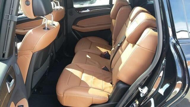 18款奔驰GLS450 美规版加版现车最新报价-图6