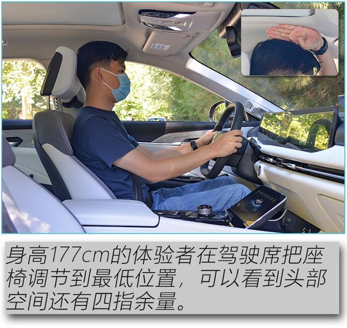 续航450km/配L3级别自动驾驶 奔腾E01初体验-图28