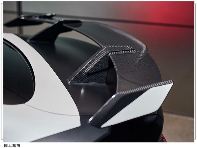 宝马全新M4推专属M套件尾翼造型夸张/性能大升级-图6