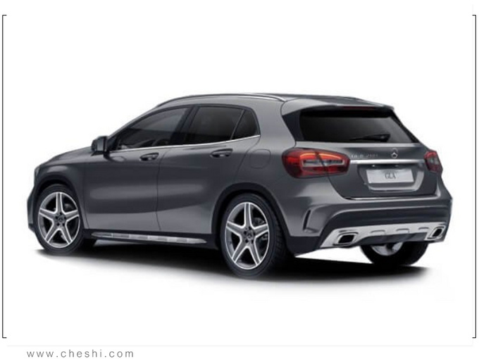 奔驰全新GLA发布 搭载1.6T发动机/内饰有亮点-图3