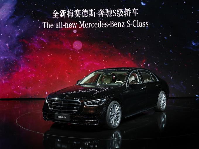 北京车展奔驰:全新S级/E级亮相 新V级上市AMG新车-图10