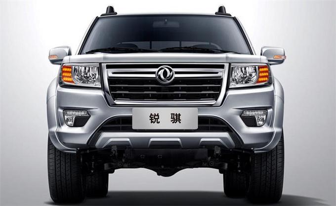 锐骐皮卡汽油国六版上市售价为8.78-11.28万元-图1