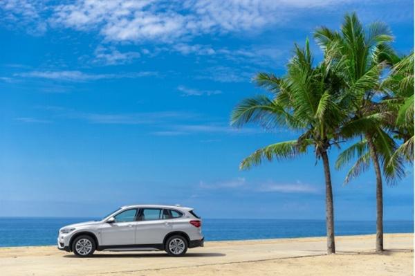 """学习BMW X1插混里程升级版怎么""""混""""-图3"""