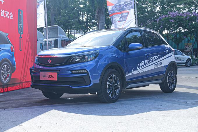高性价比的城市纯电SUV,东莞试驾枫叶30X-图3