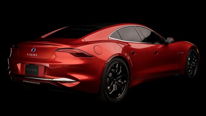 Karma全新E-Flex平台开始测试 新车2021年亮相-图7