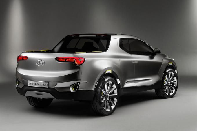 现代新皮卡明年投产搭载3.0T直列6缸柴油发动机-图5