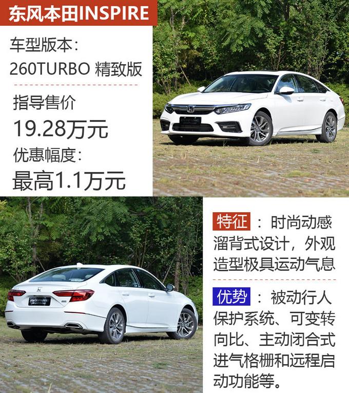 20万元买高性价比中级车 这三款车型值得拥有-图2