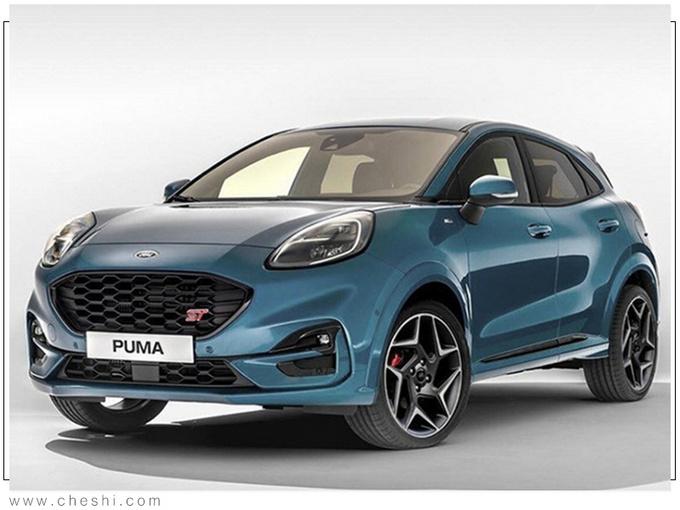 福特全新小型SUV运动版 搭1.5T引擎明年将开售-图2