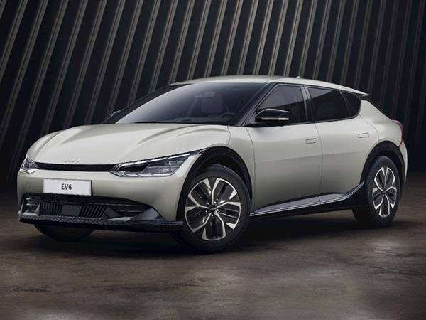 起亚全新EV6开启预定 搭双电机四驱 零百加速3.5秒