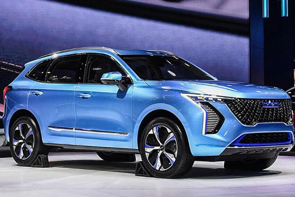 長城今年產品規劃 將推哈弗第三代H6等4款新車