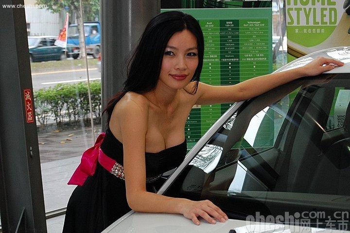 2010台北车展车模
